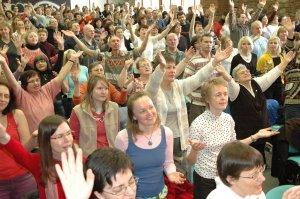 Ježíš uzdravuje 14. - 15. 3. 2009