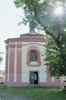Kaple P. Marie v Chlumčanech